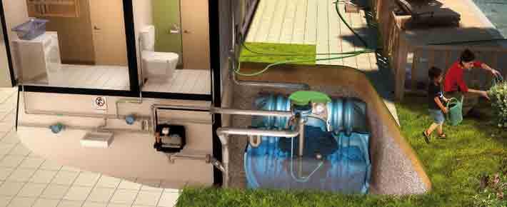 Deposito enterrado aguas pluviales transportes de - Depositos agua lluvia ...